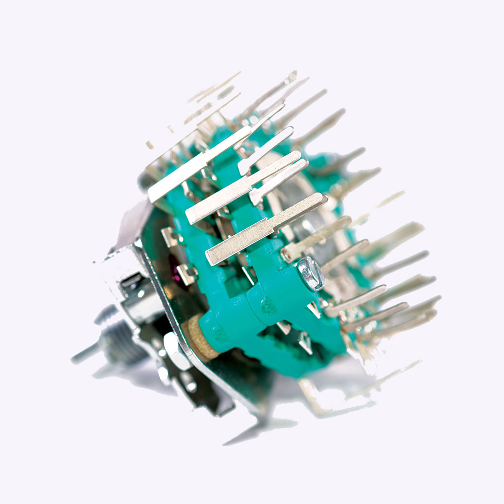 Rotary Wafer Switch